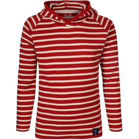 Elkline Crew - Camiseta de manga larga Niños - rojo